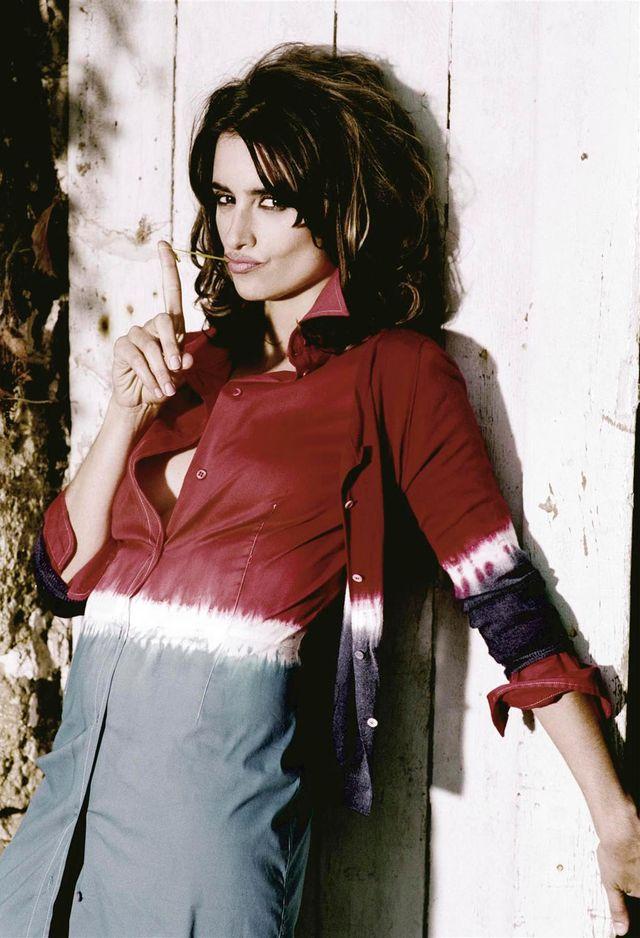 Пенелопа Крус в фотосессии Эллен фон Унверт для журнала Vogue Spain