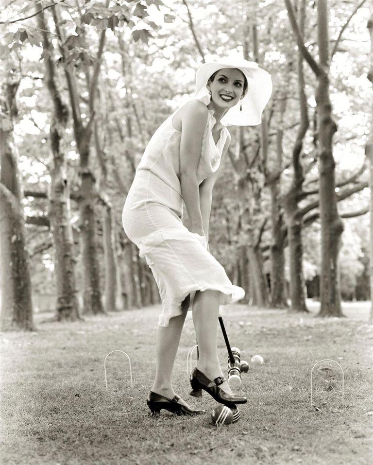 Вайнона Райдер в фотосессии Стивена Майзела для журнала Vogue