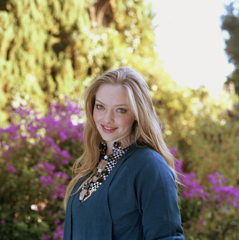 Аманда Сейфрид в фотосессии Джейсона Белла