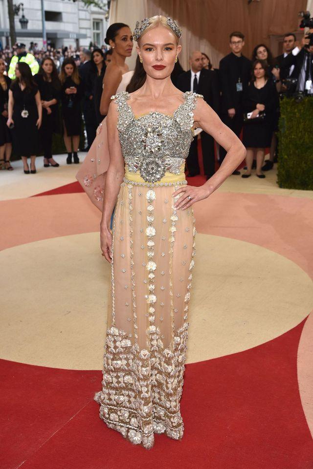 Ежегодный бал института костюма от журнала Vogue - 02.05.2016, Кейт Босуорт