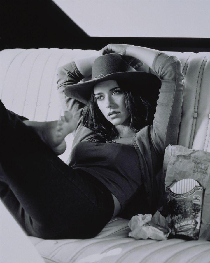 Дженнифер Лав Хьюитт в фотосессии Изабель Шнайдер