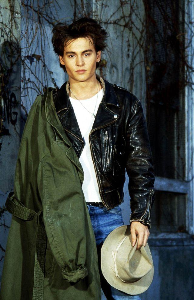 Джонни Депп в фотосессии Филлипа Солтонстолла