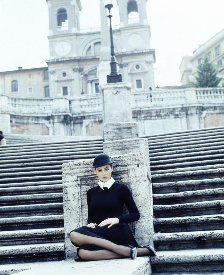 Моника Белуччи в фотосессии Фредерика Мейлана