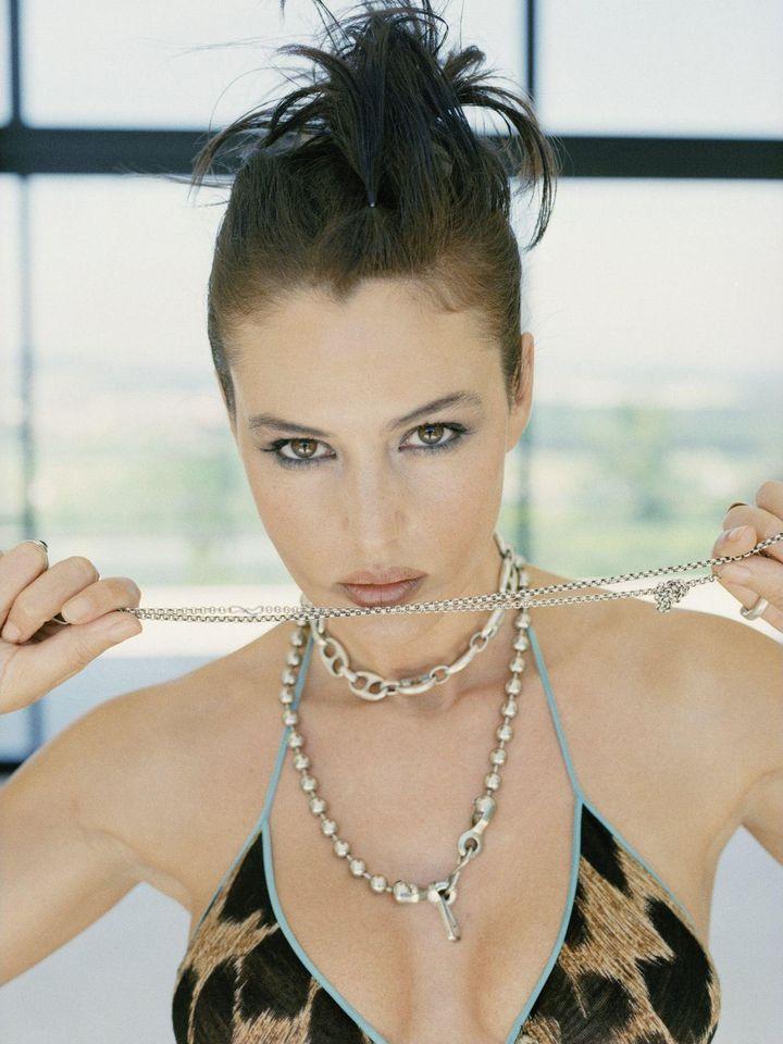 Моника Белуччи в фотосессии Фредерика Вейссе