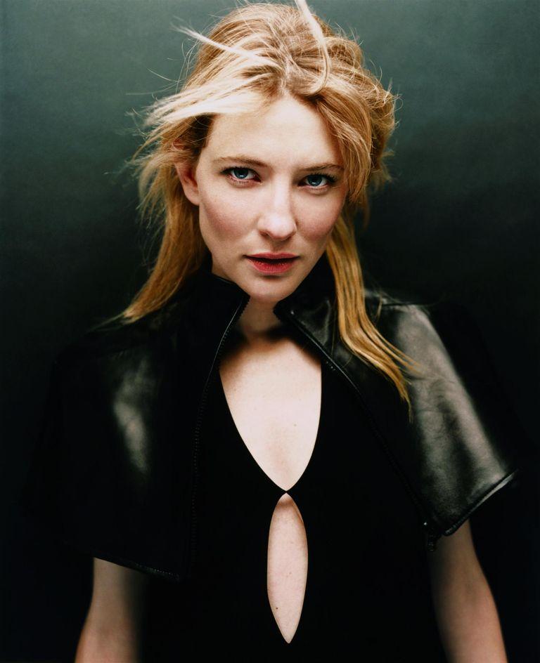 Кейт Бланшетт в фотосессии Лоренцо Аджиуса