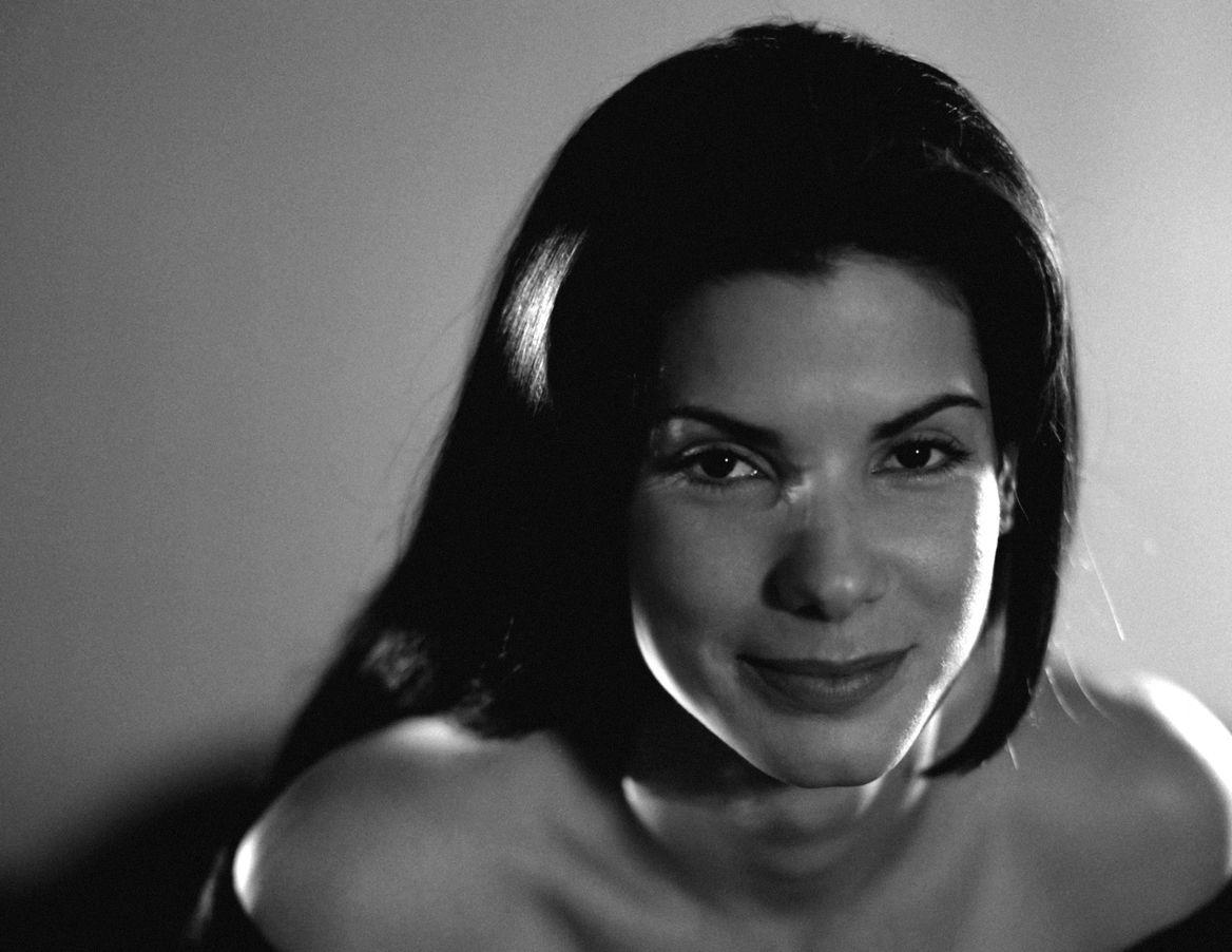 Сандра Баллок в фотосессии Майкла Тая