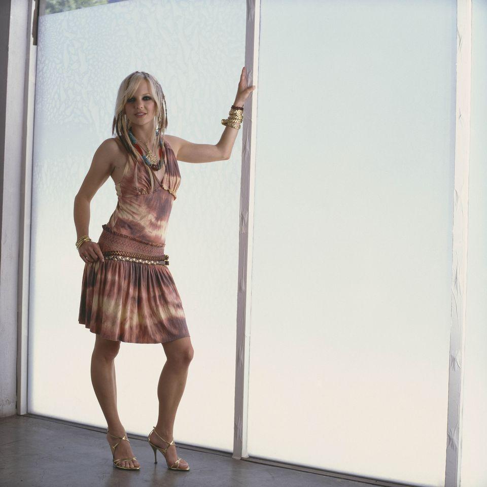 Анна Фэрис в фотосессии Марка Андерсона