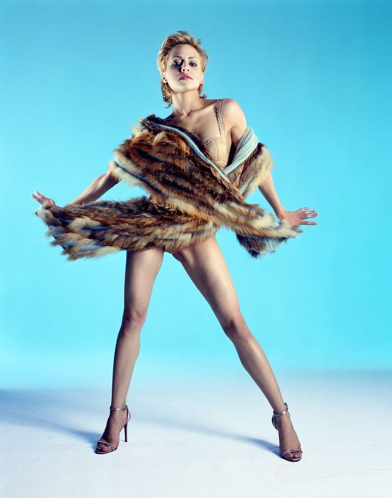 Бриттани Мерфи в фотосессии Торкила Гуднасона для журнала GQ