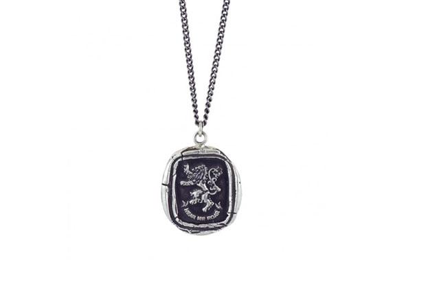 """""""Игра престолов"""": медальон с гербом дома Ланнистеров"""