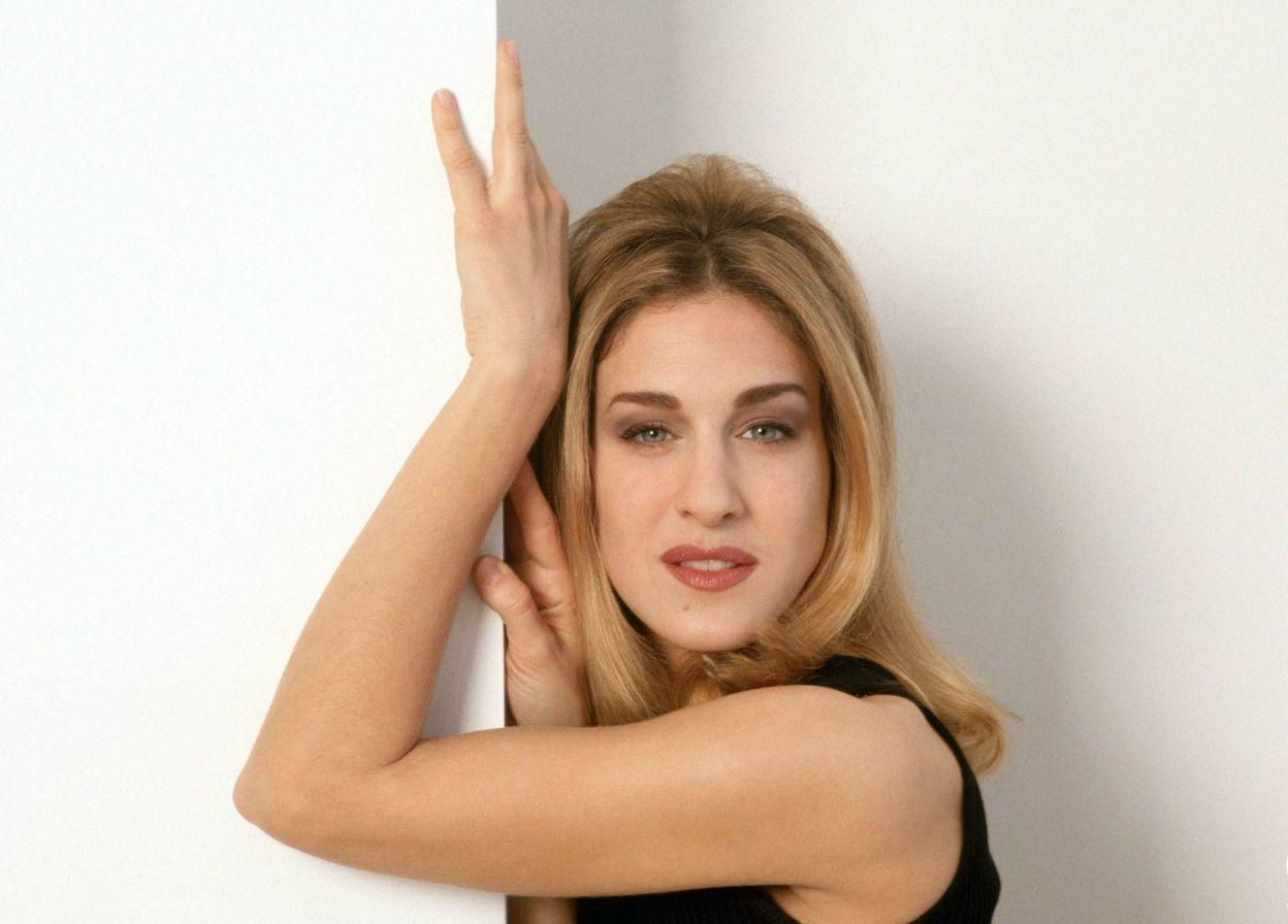 Сара Джессика Паркер в фотосессии Линн Голдсмит
