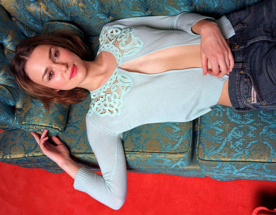 Кира Найтли в фотосессии Лиама Дюка
