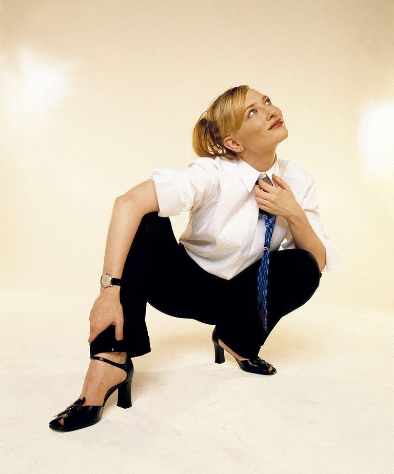 Кейт Бланшетт в фотосессии Тима Бауэра