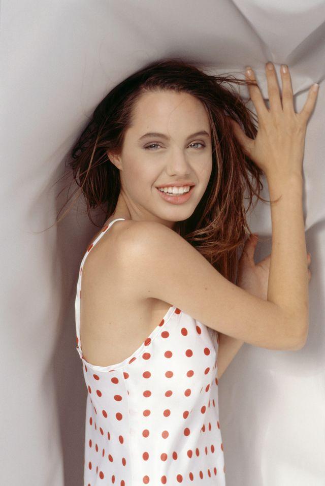 Анджелина Джоли в фотосессии Майкла Клемента