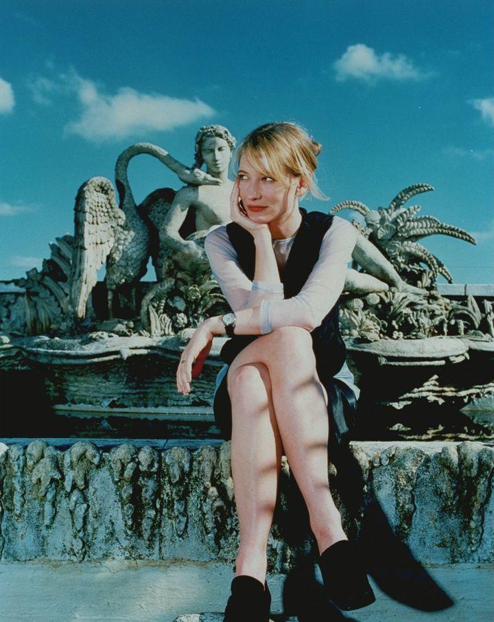 Кейт Бланшетт в фотосессии Джеймса Канта