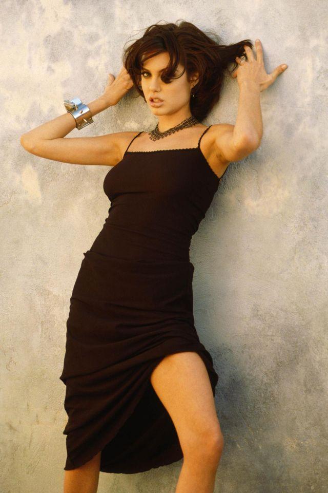 Анджелина Джоли в фотосессии Марселя Индика для журнала Platinum