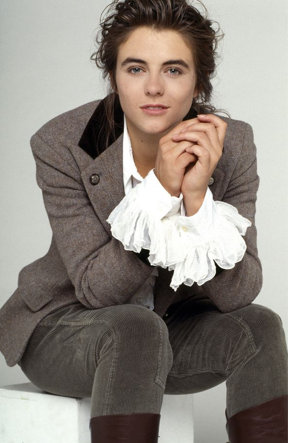 Элизабет Херли в фотосессии Дэвида Энтони