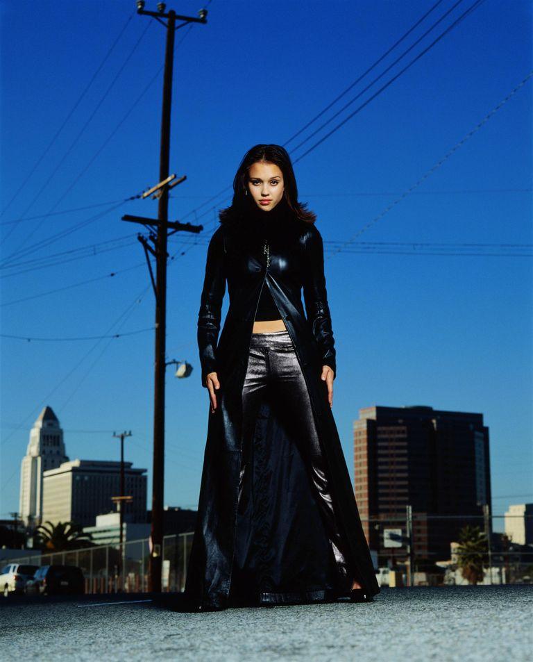 Джессика Альба в фотосессии Дага Ордуэя для журнала Emmy