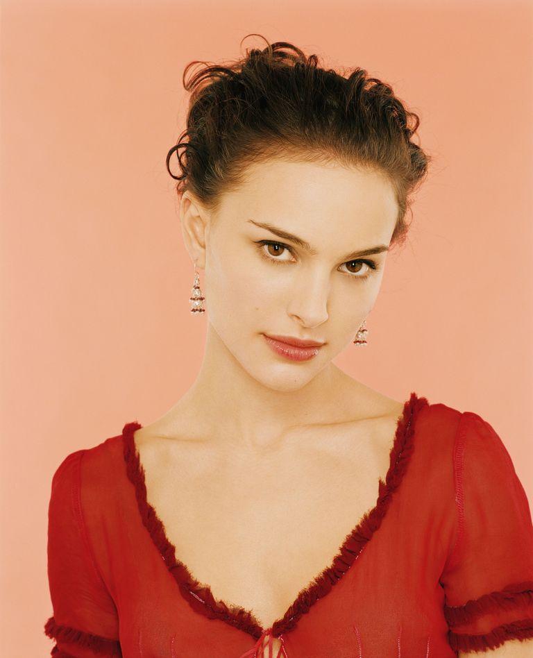 Натали Портман в фотосессии Эндрю Макферсона для журнала Maxim