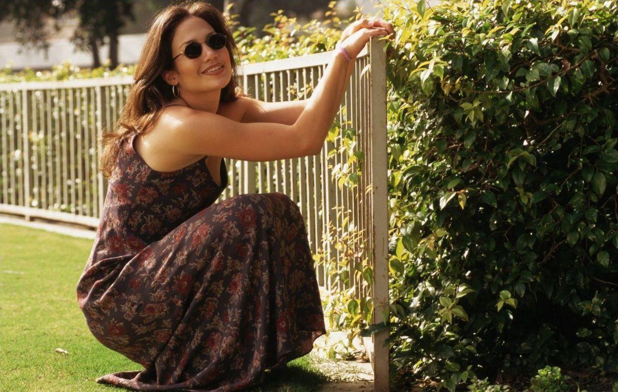 Дженнифер Лопес в фотосессии Нила Престона
