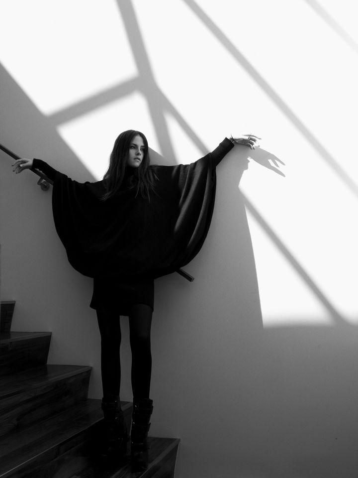 Кристен Стюарт в фотосессии Джеймса Уайта для журнала ELLE