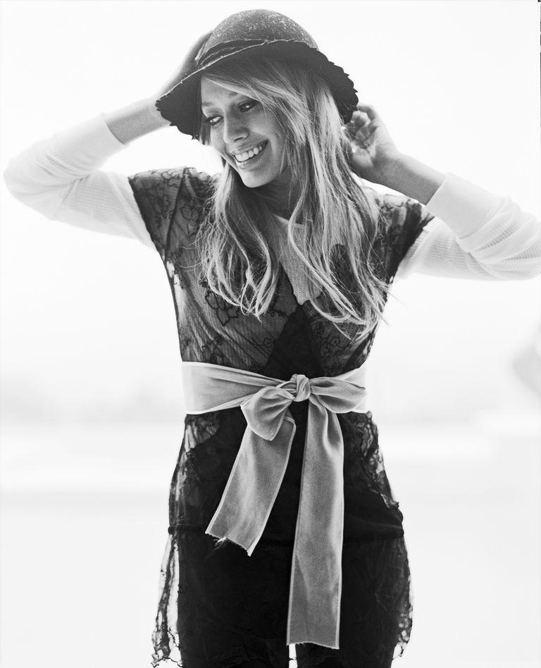Хилари Дафф в фотосессии Вики Форши для журнала Elle Girl