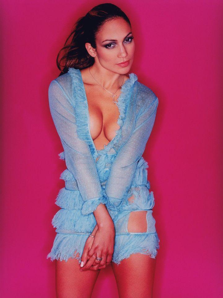 Дженнифер Лопес в фотосессии Стефани Пфрендер для журнала Honey