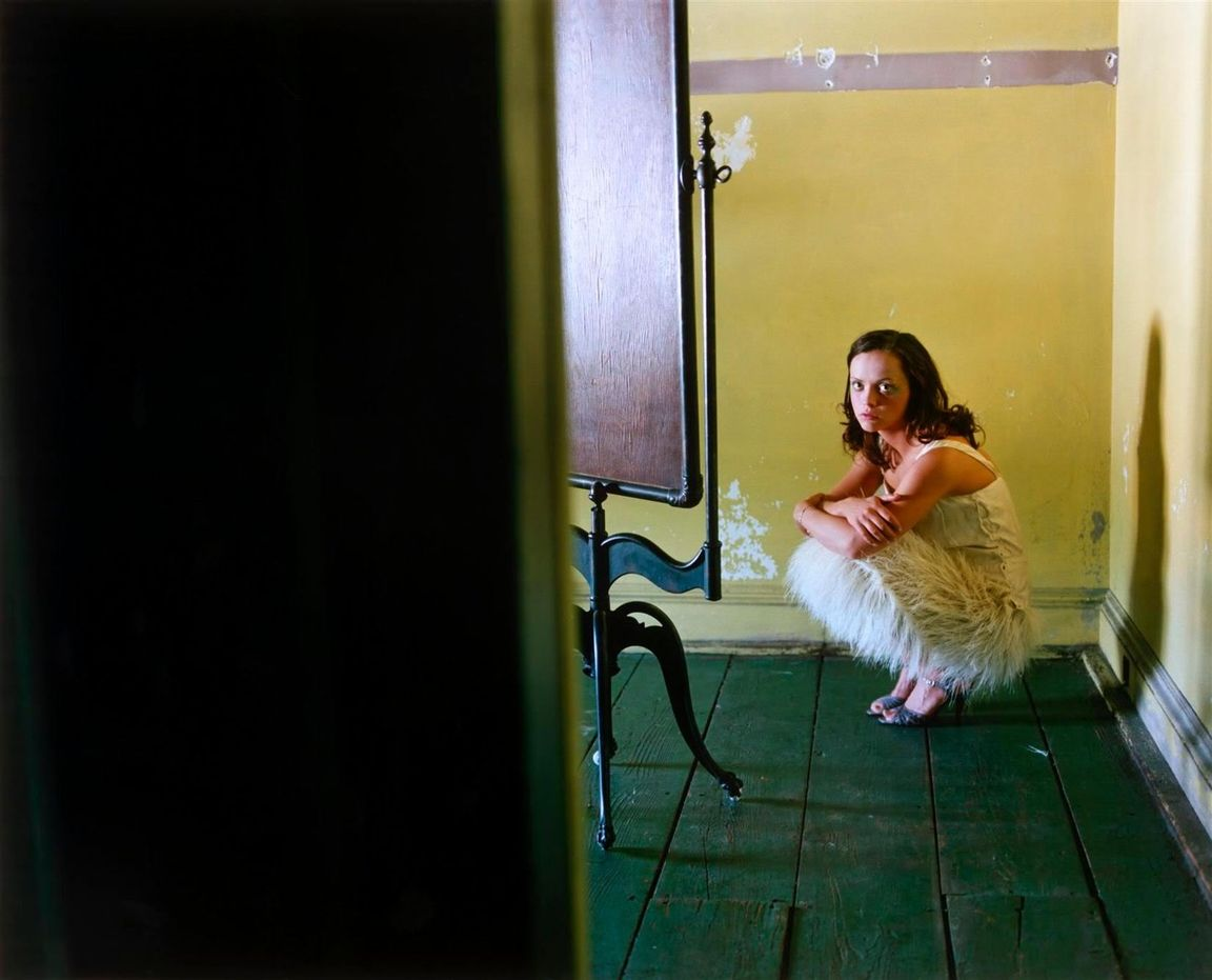Кристина Риччи в фотосессии Картера Смита