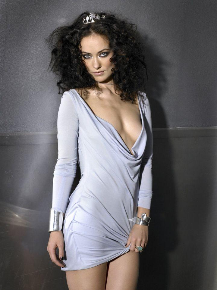 Оливия Уайлд в фотосессии Наоми Калтман для журнала Vegas