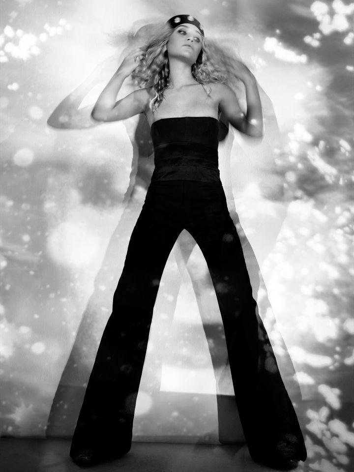 Эшли Олсен в фотосессии Микаэлы Россато для журнала Sunday Times