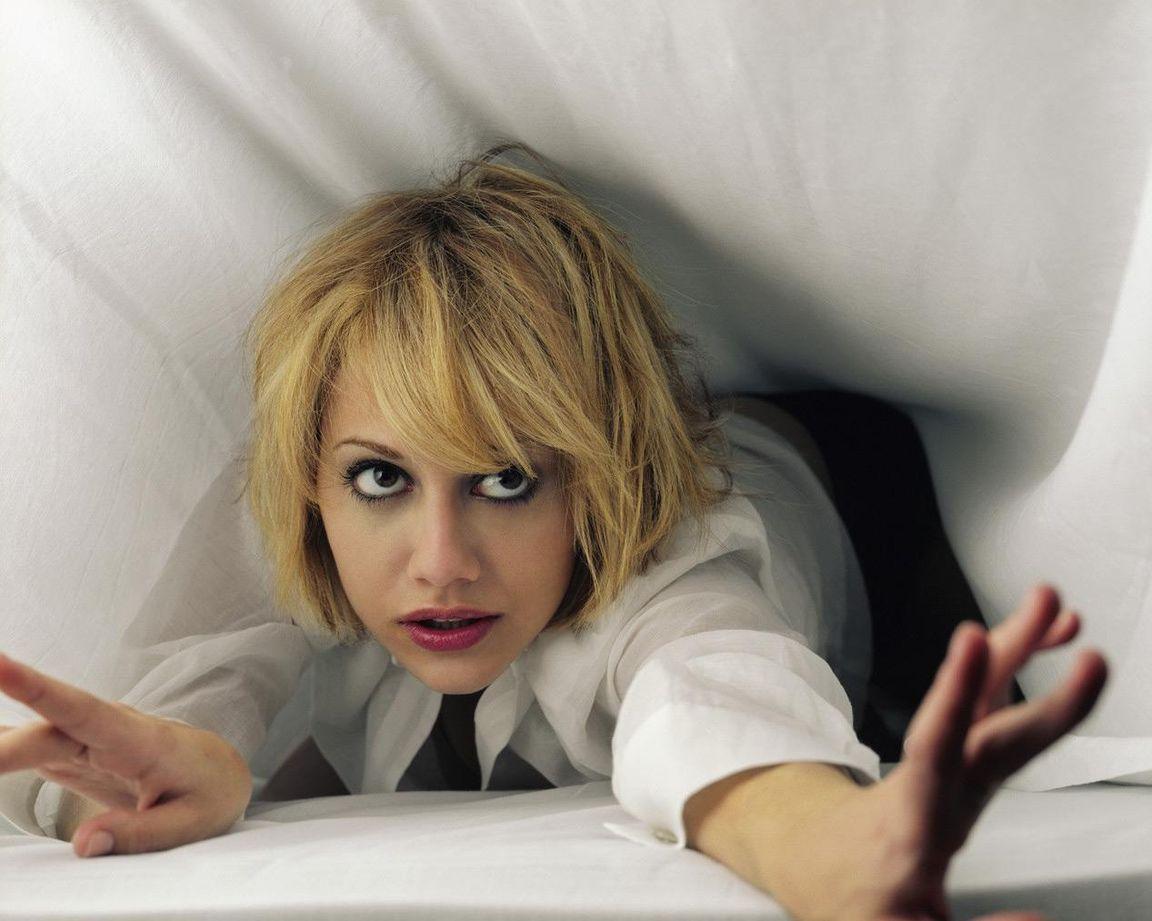 Бриттани Мерфи в фотосессии Джека Чака для журнала Entertainment Weekly