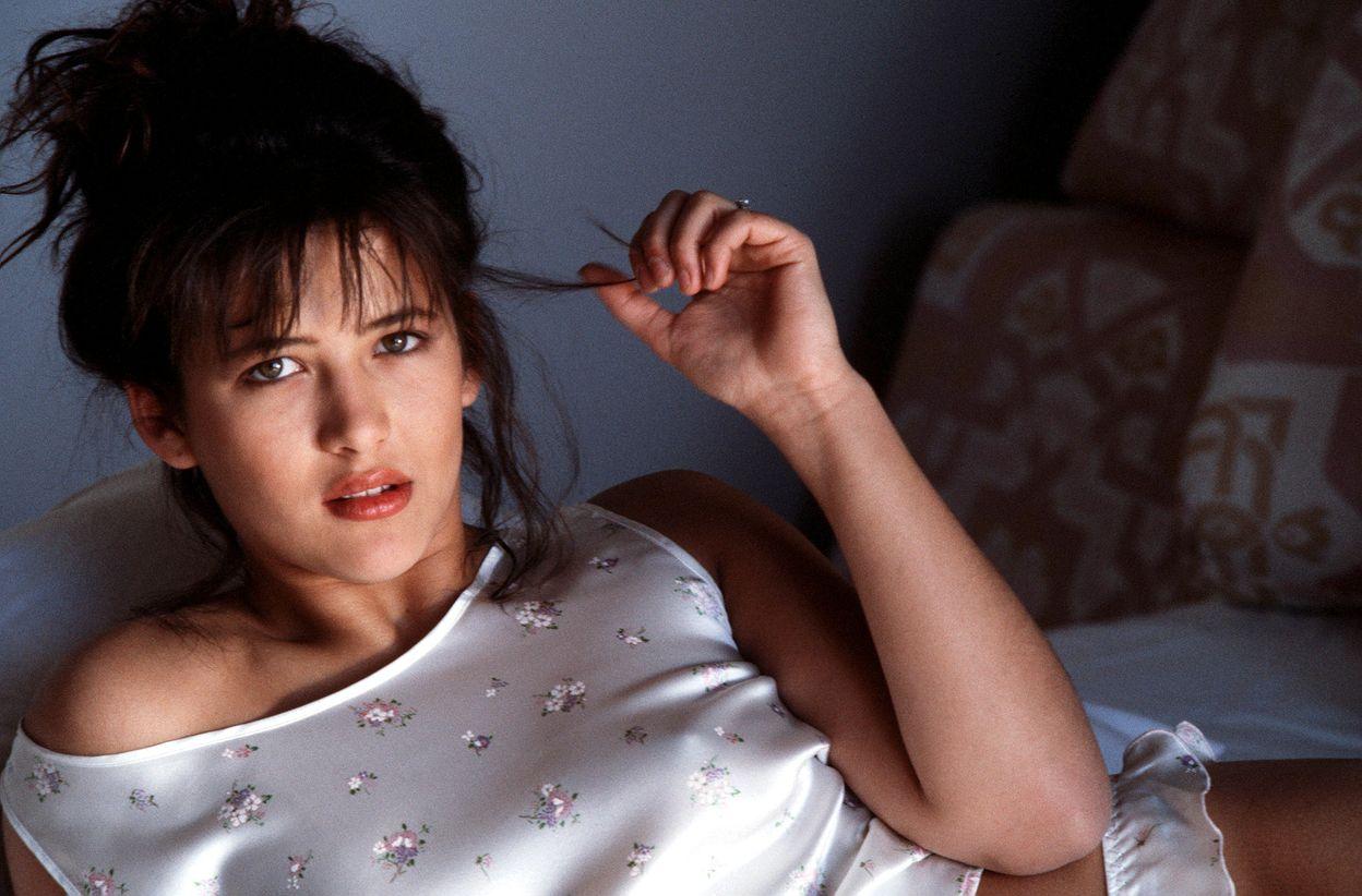 Софи Марсо в фотосессии Евы Серени
