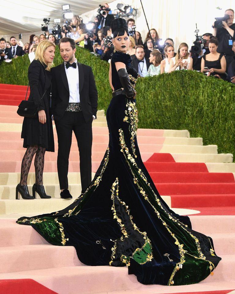 Ежегодный бал института костюма от журнала Vogue - 02.05.2016, Кэти Перри