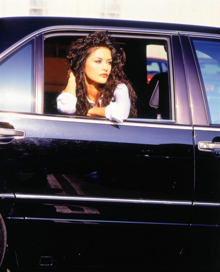 Кэтрин Зета-Джонс в фотосессии Джонни Рожа