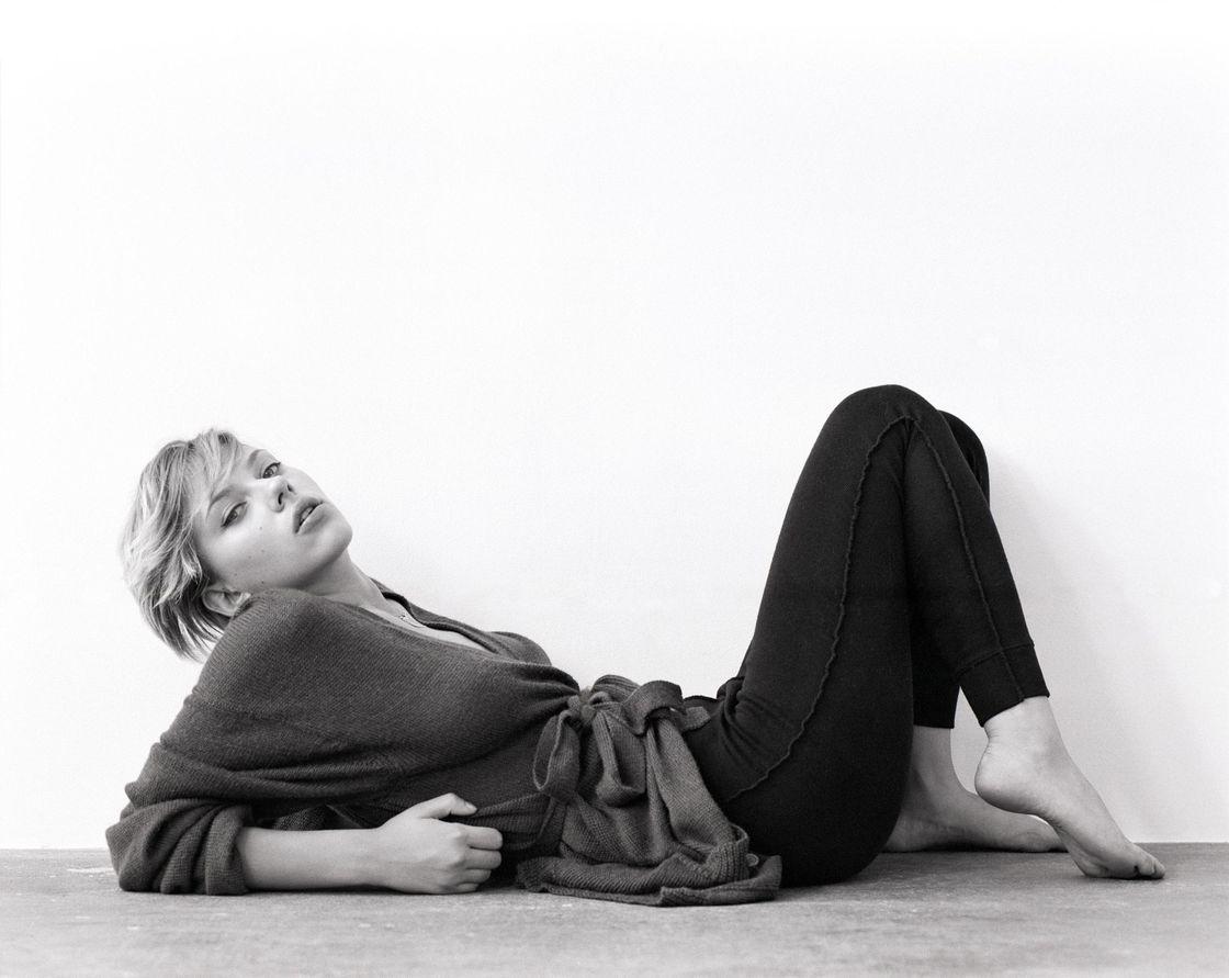 Скарлетт Йоханссон в фотосессии Стина Сандленда для журнала Details