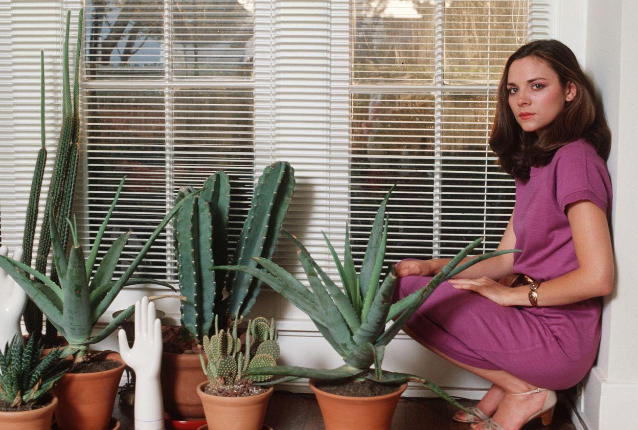 Ким Кэтролл в фотосессии Йорама Кахана