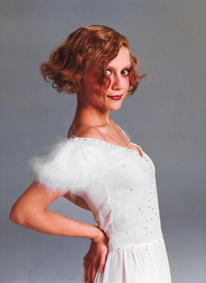 Бриттани Мерфи в фотосессии Регги Касагранде