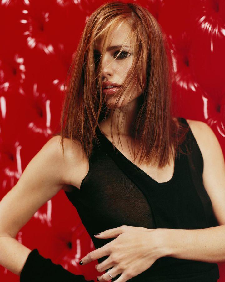 Дженнифер Гарнер в фотосессии Изабель Шнайдер для журнала Rolling Stone