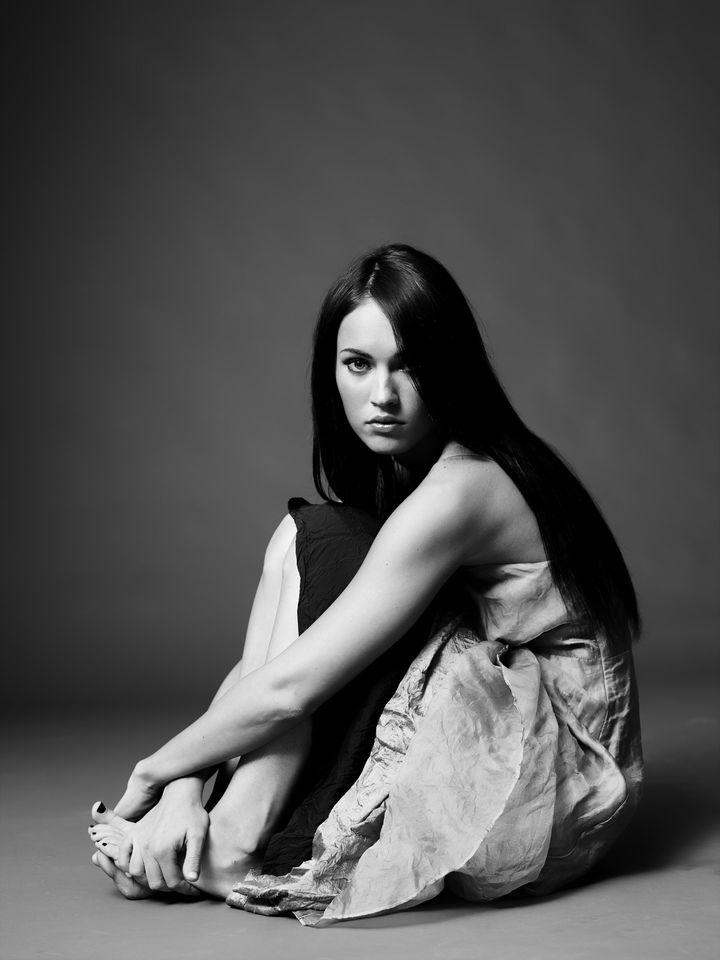 Меган Фокс в фотосессии Фрэнсис Хиллс
