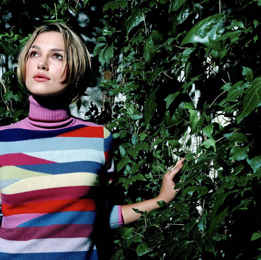 Кира Найтли в фотосессии Дэвида Эллиса