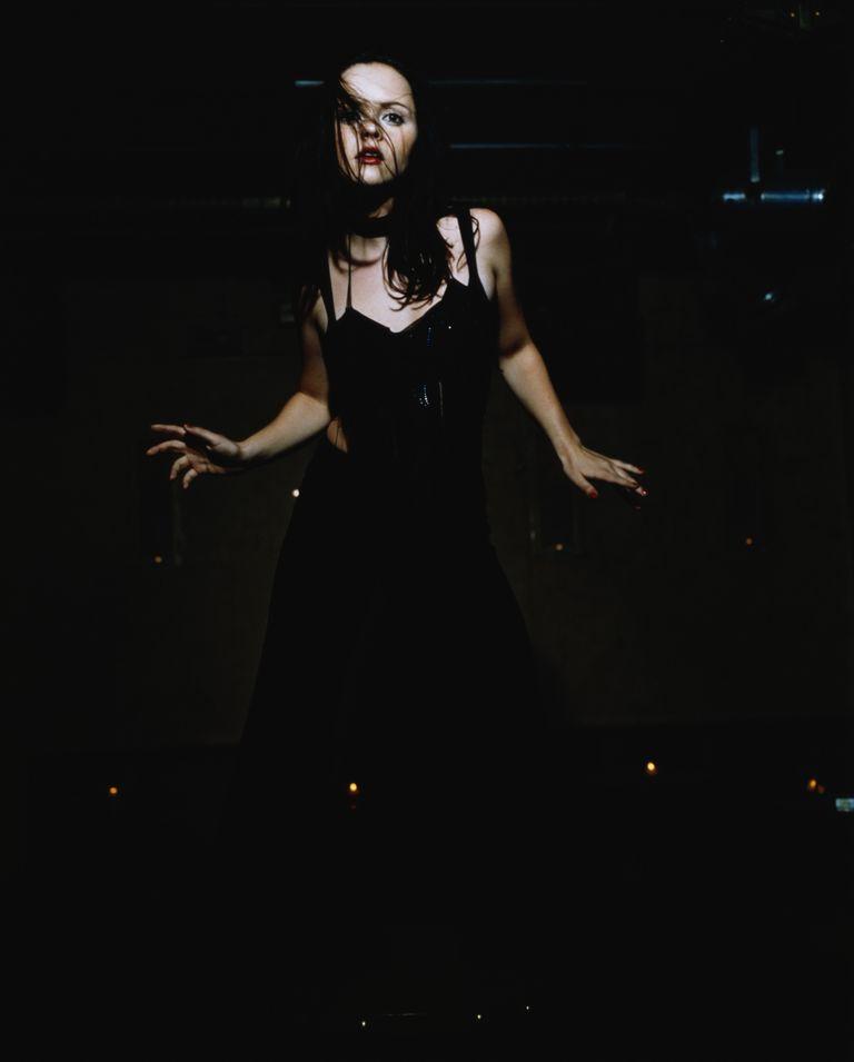 Кристина Риччи в фотосессии Пегги Сирота для журнала Rolling Stone