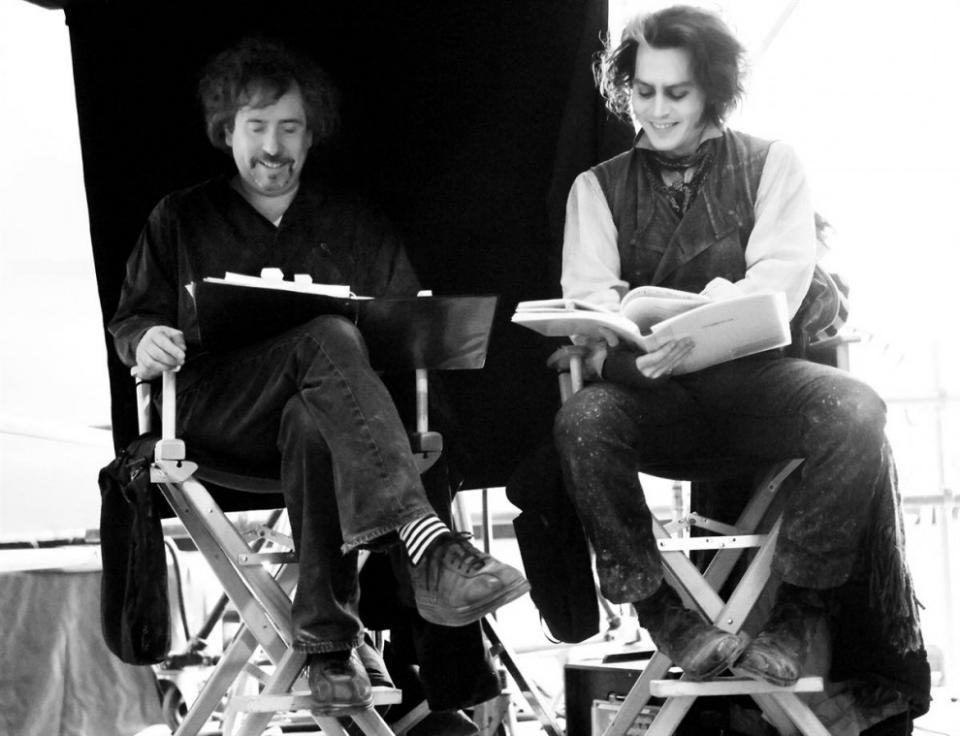 Тим Бёртон – режиссер, художник, творец