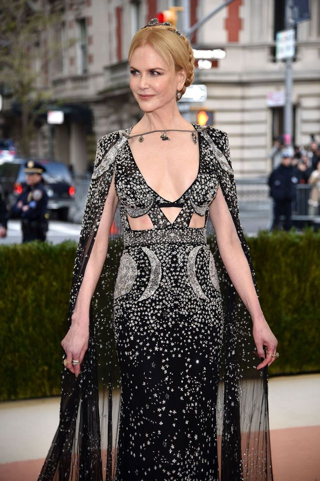 Ежегодный бал института костюма от журнала Vogue - 02.05.2016, Николь Кидман