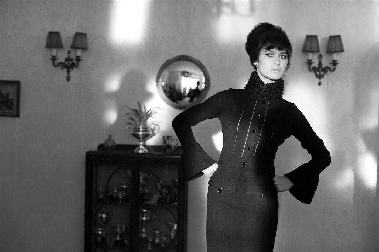 Ольга Куриленко в фотосессии Грега Уильямса
