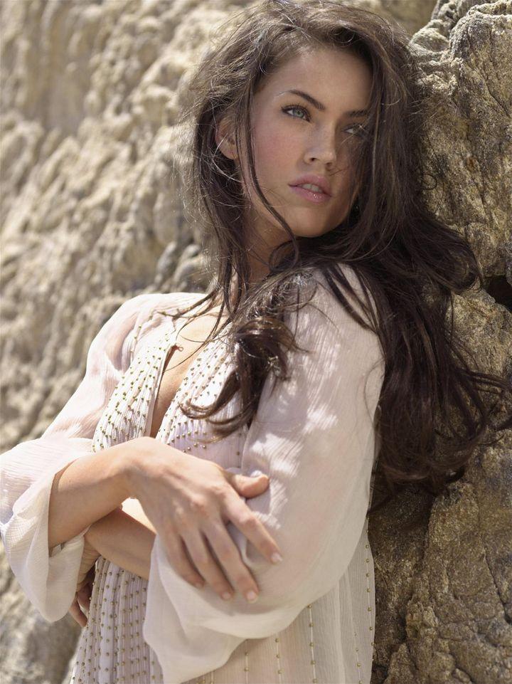 Меган Фокс в фотосессии Дона Флада для журнала Arena
