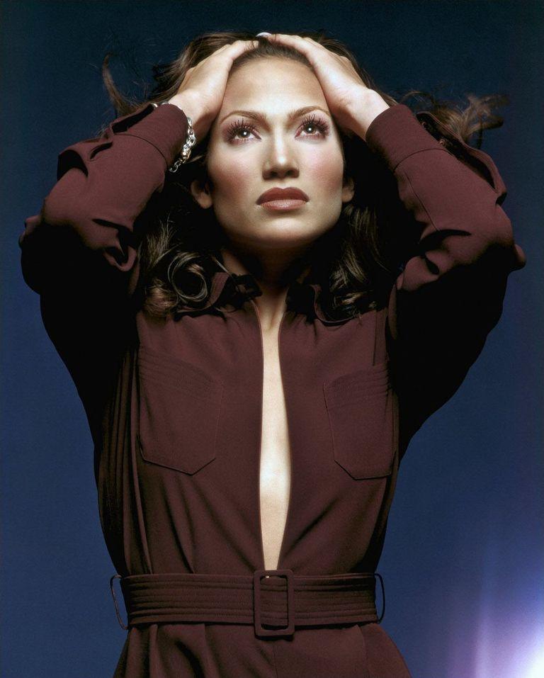 Дженнифер Лопес в фотосессии для журнала Latina