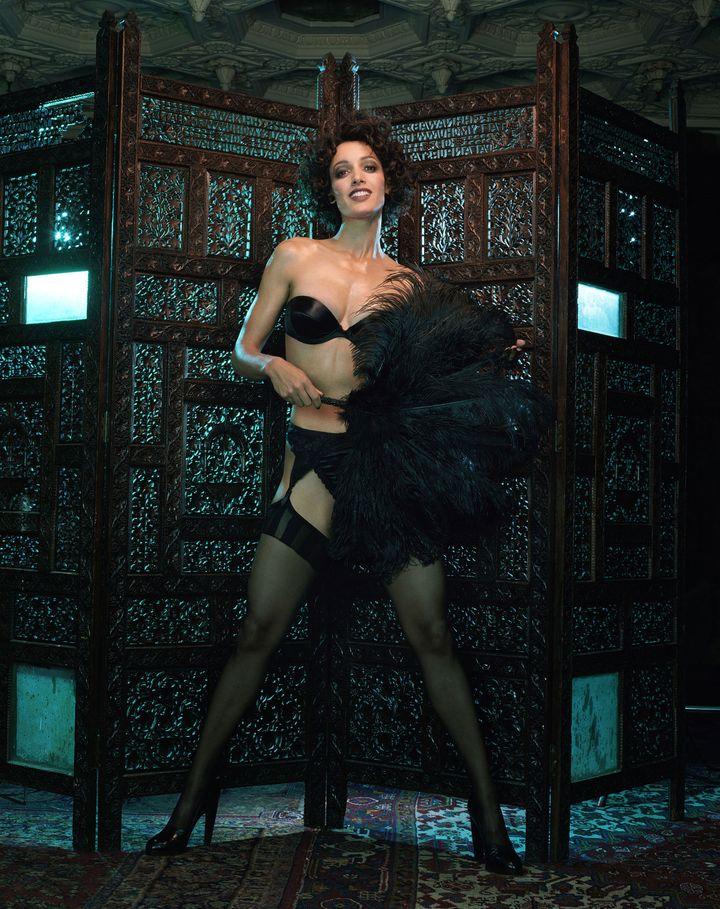 Дженнифер Билз в фотосессии Изабель Шнайдер