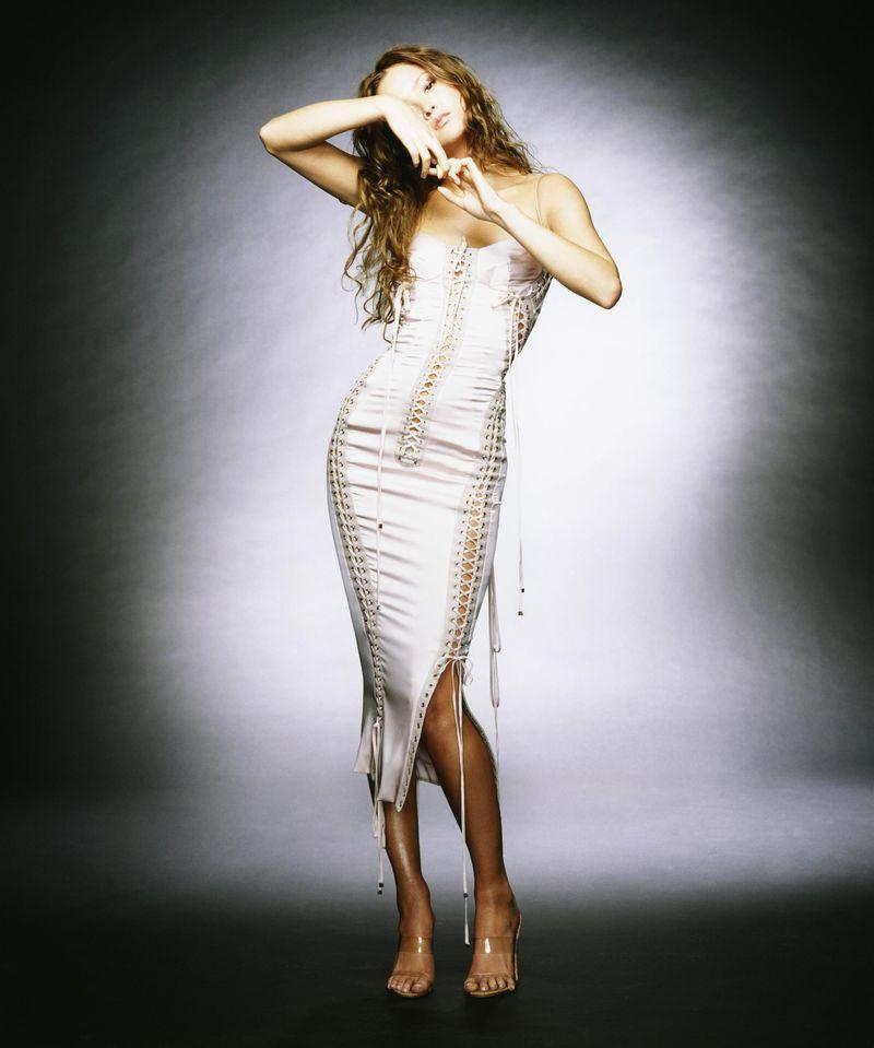 Девон Аоки в фотосессии Спайсера для журнала Ocean Drive