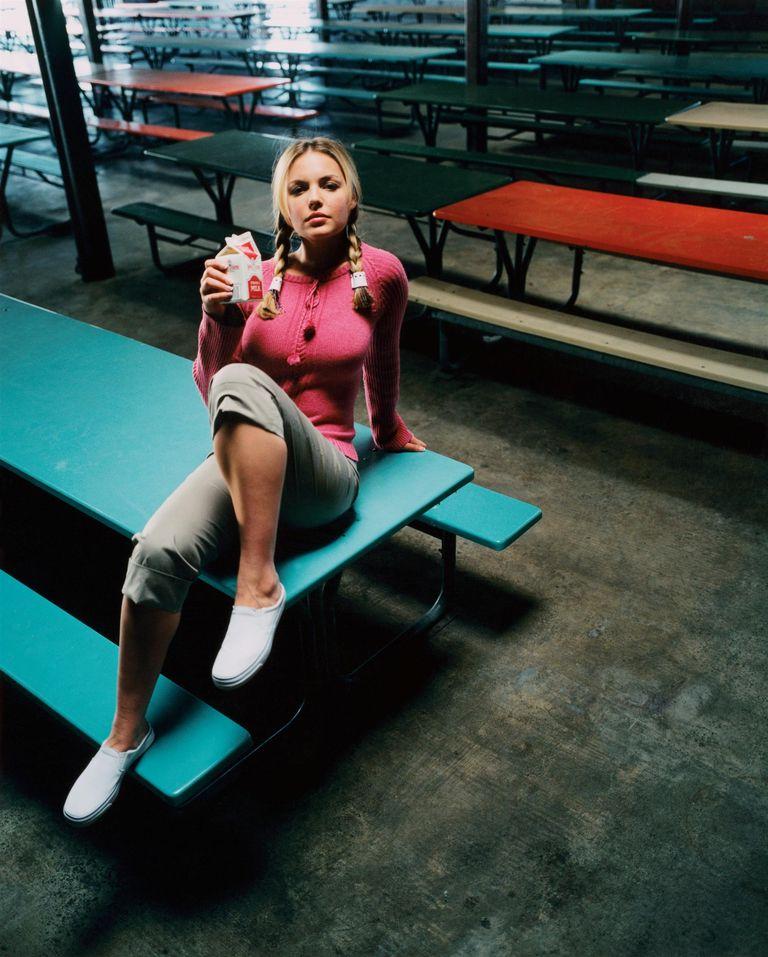 Кэтрин Хейгл в фотосессии Стивена Стиклера для журнала Teen Movieline
