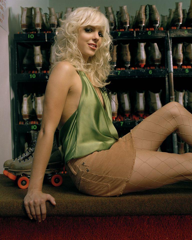 Анна Фэрис в фотосессии Патрика Холка