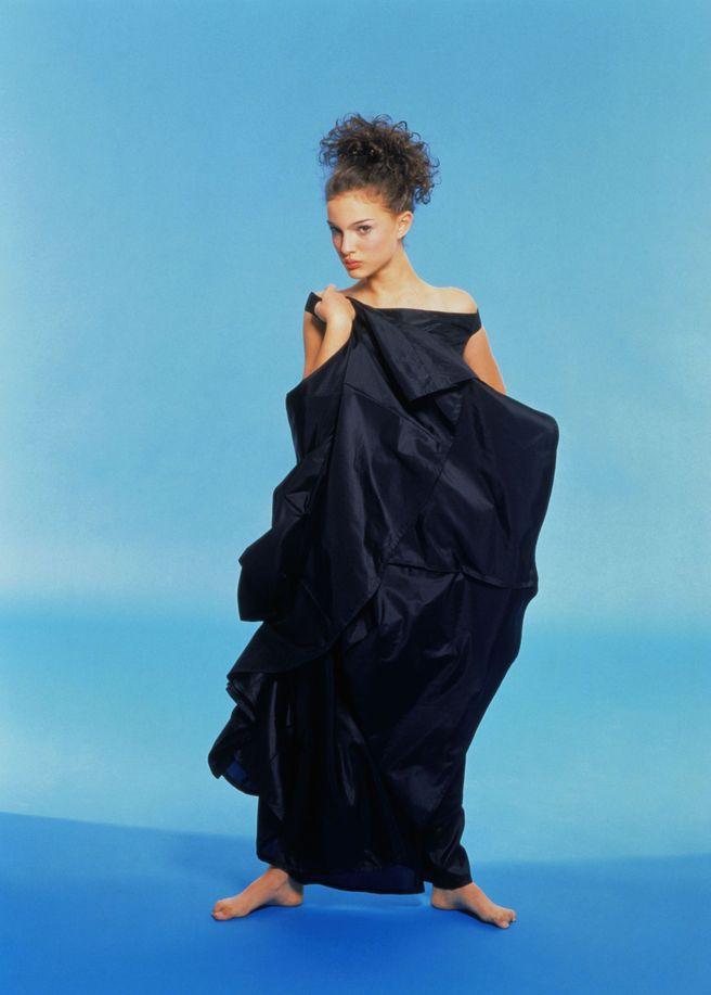 Натали Портман в фотосессии Наоми Калтман для журнала Sassy
